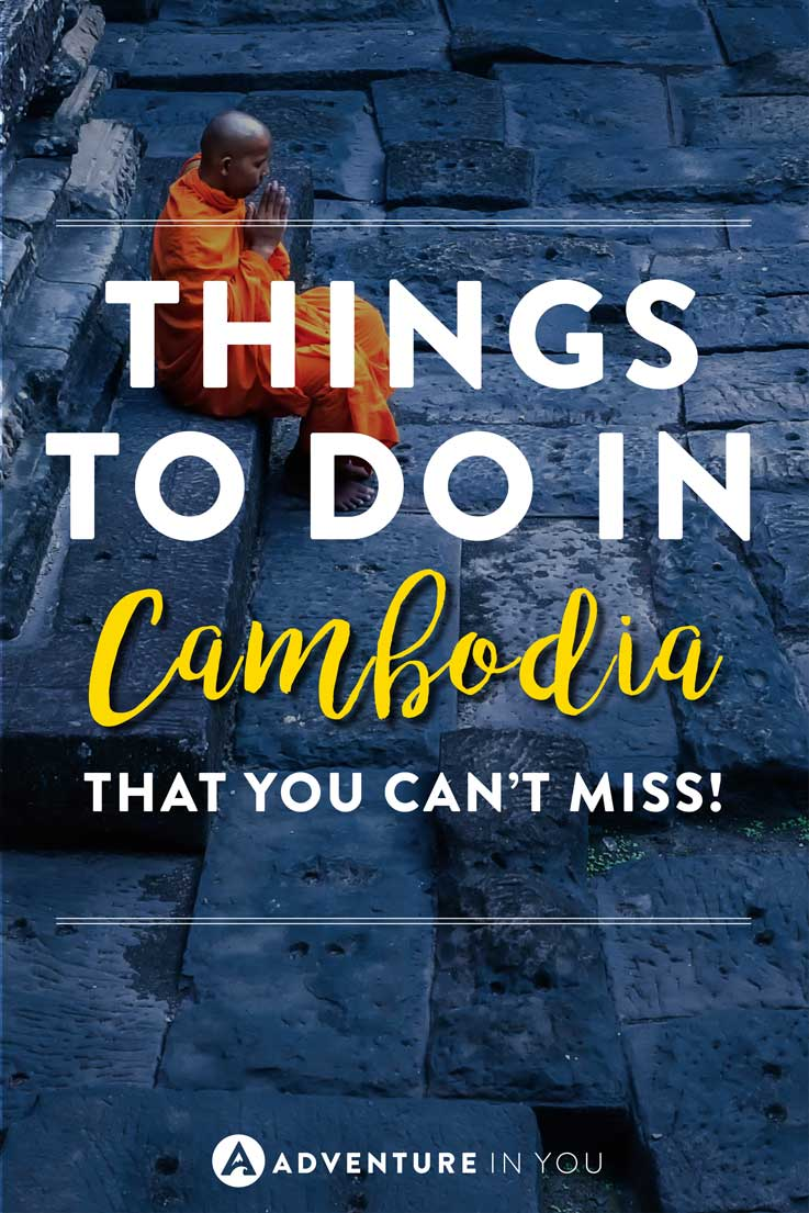 Cambodia Travel | Looking for things to do in Cambodia? Here are our top picks for the best things to see and do in this wonderful country.