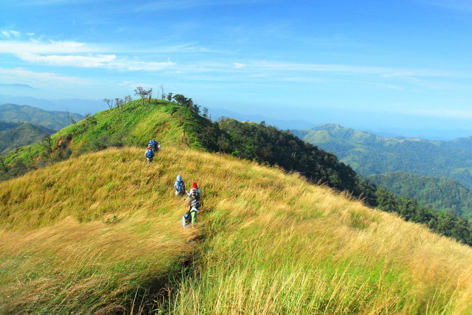trekking fitness