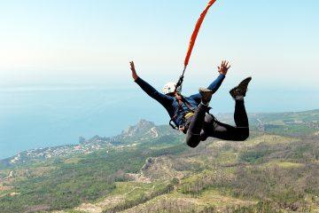 bungee jumping hesitation