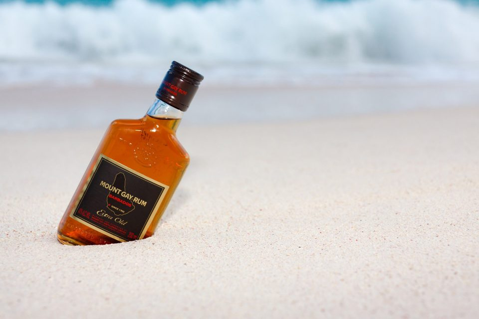 rum for island hopping