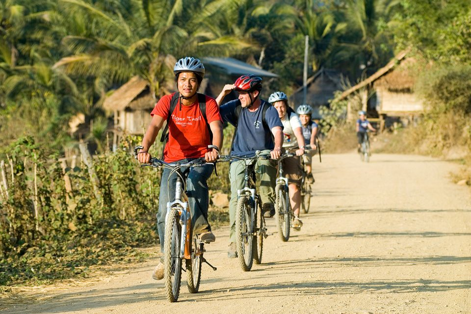 Tiger Trail Laos Bike Tours