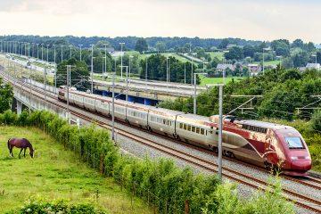 europe train