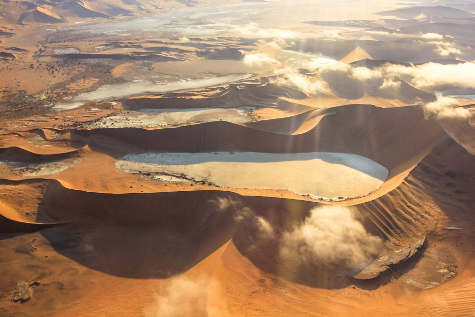 namib desert skydiving