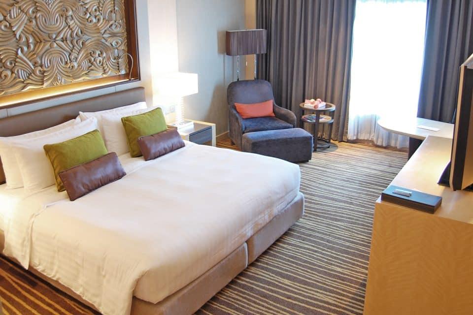 amari watergate hotel executive club room
