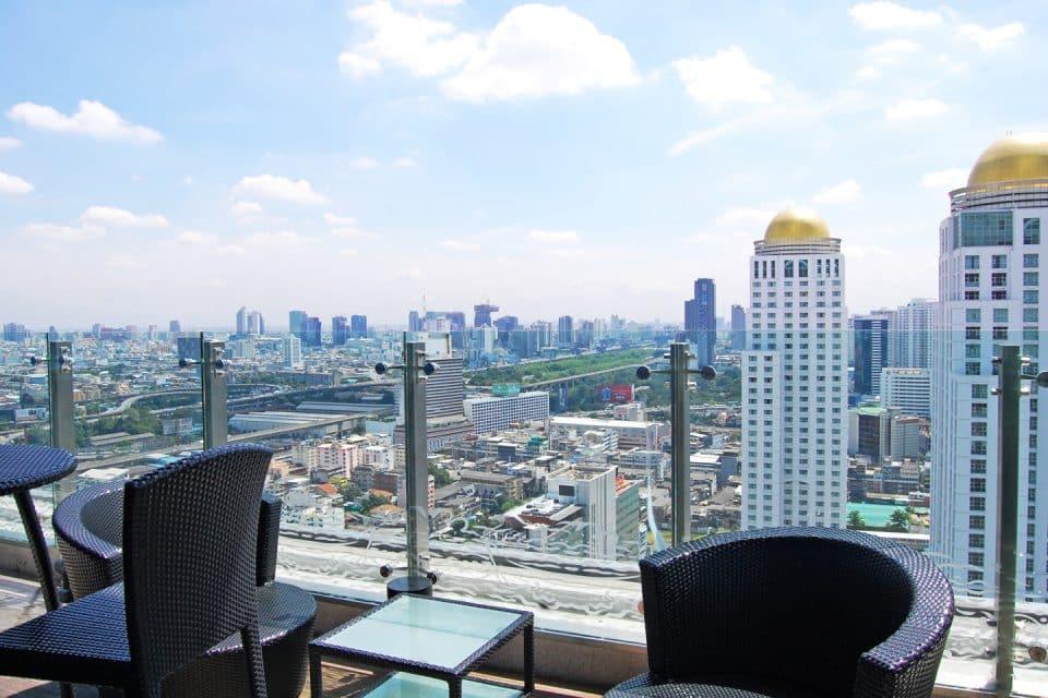 amari watergate hotel executive club view