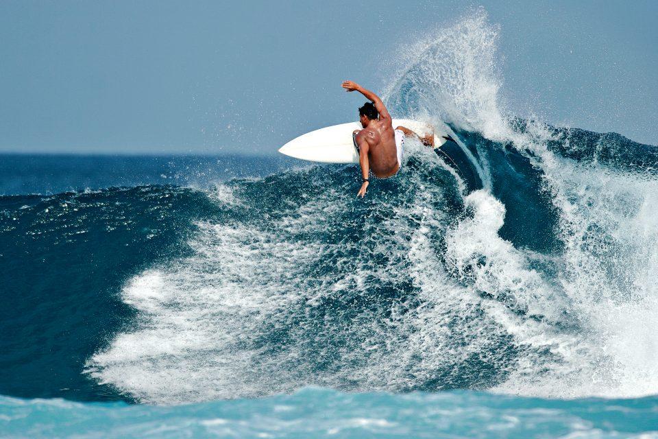 surfer siargao philippines