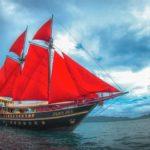 Calico Jack boat