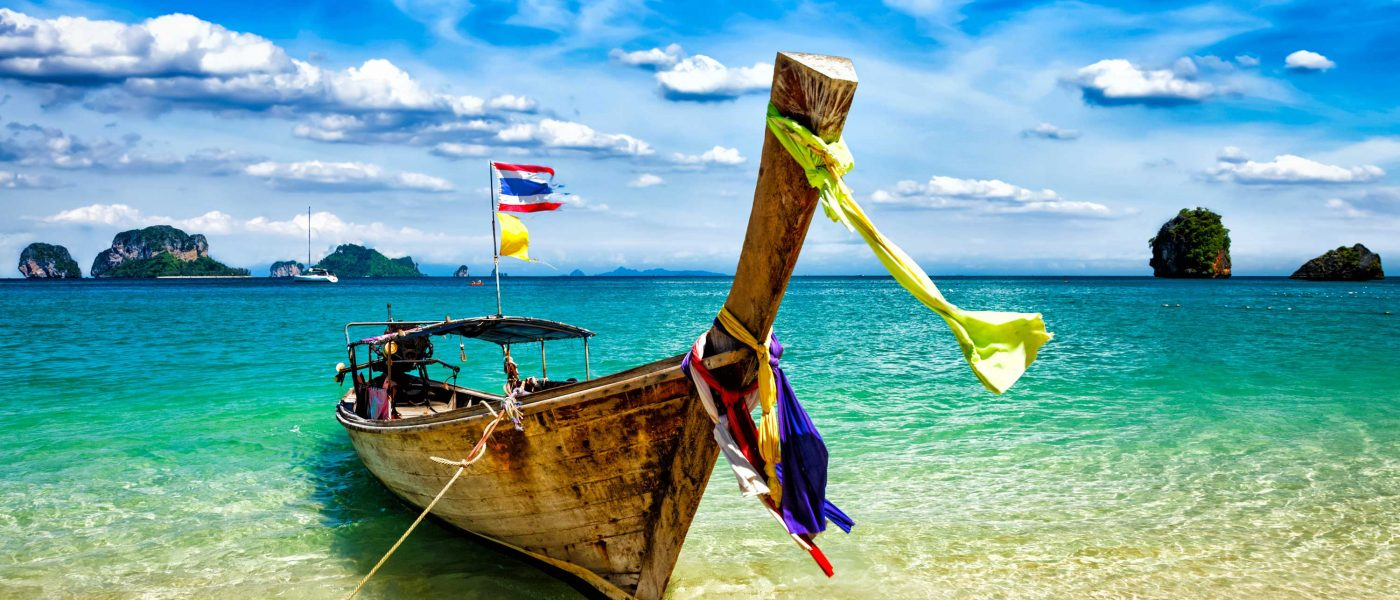 Thailand Travel cover image