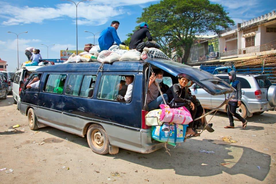 cambodia transport