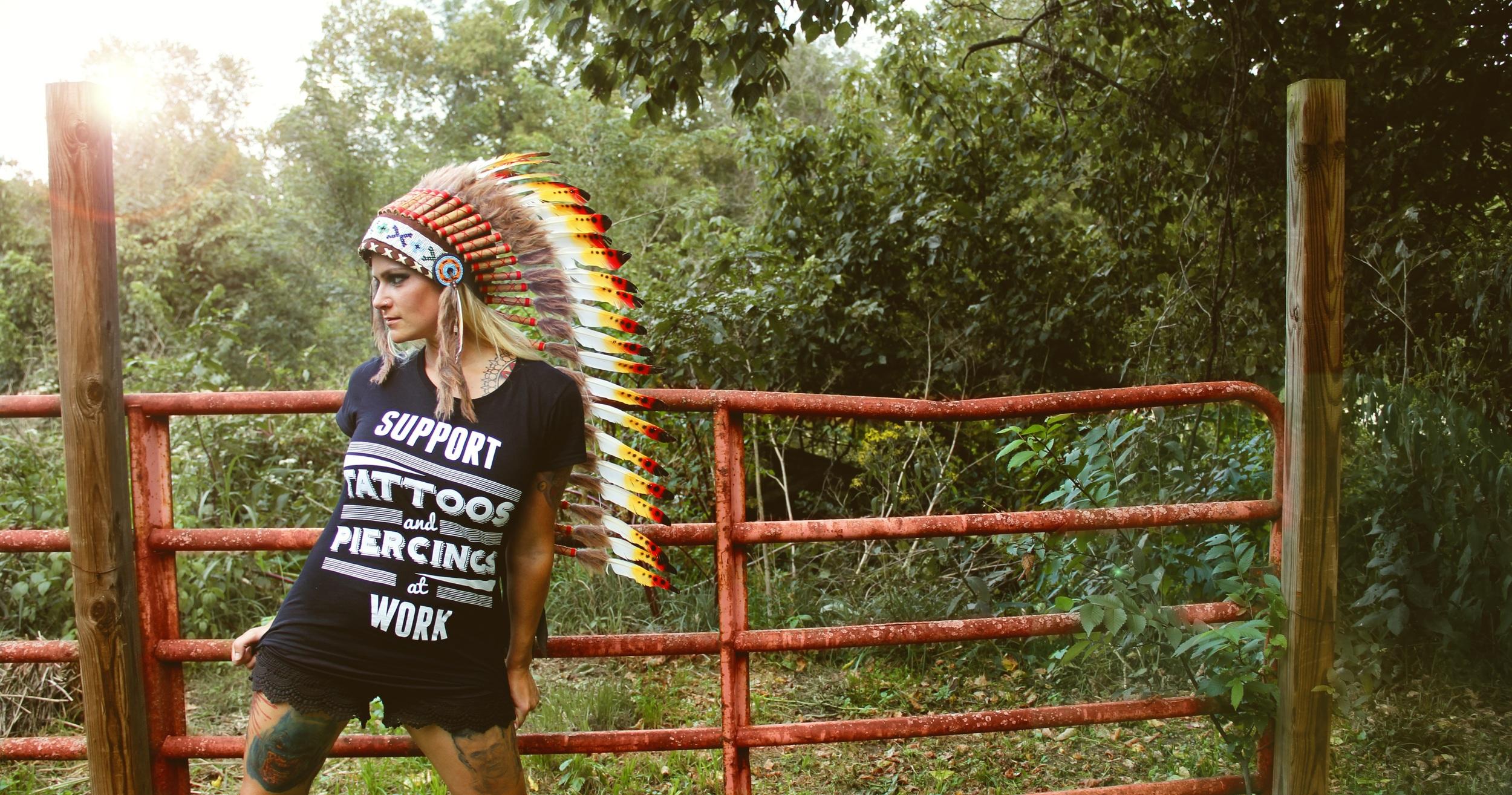 woman fashionista festival