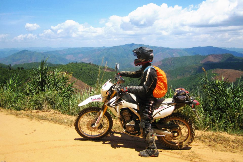 Tiger Trail Off-Road Laos Motorbiking Tours