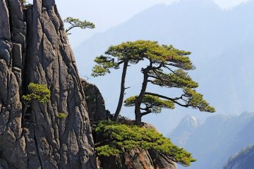 mountain china hushan