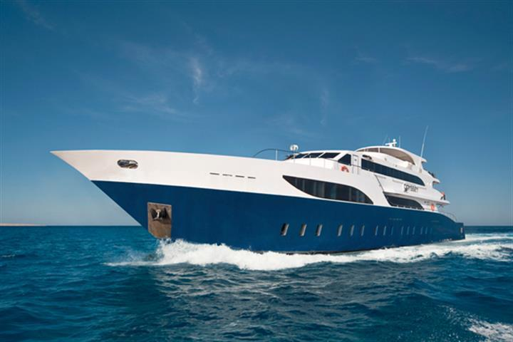 MY Odyssey Boat