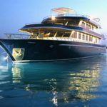 ocean divine boat