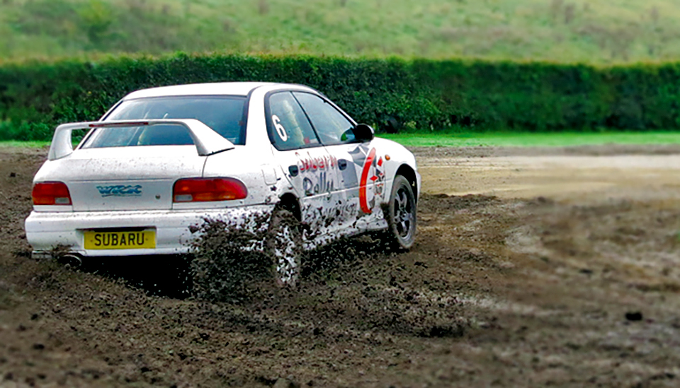 Rally Driving like a Mad Man in Castle Coombe, UK   Review
