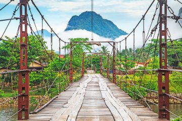 best places to stay in laos
