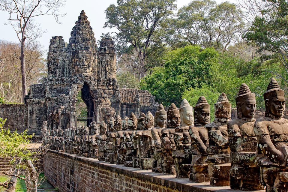 Cambodia angkorthom