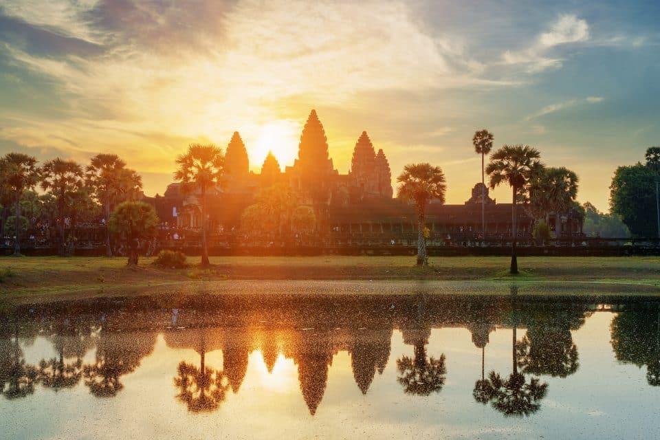 Cambodia angkorwat
