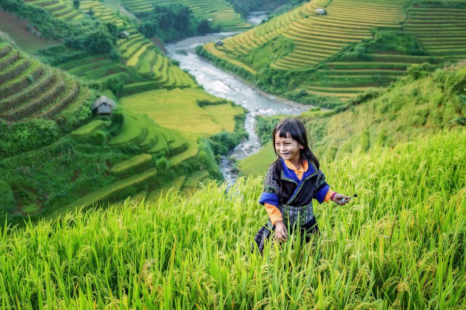 sapa vietnam girl
