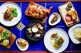 boracay food at dosmeztios