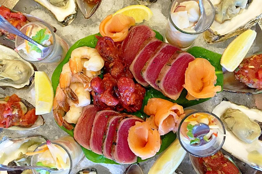 losindios food in boracay