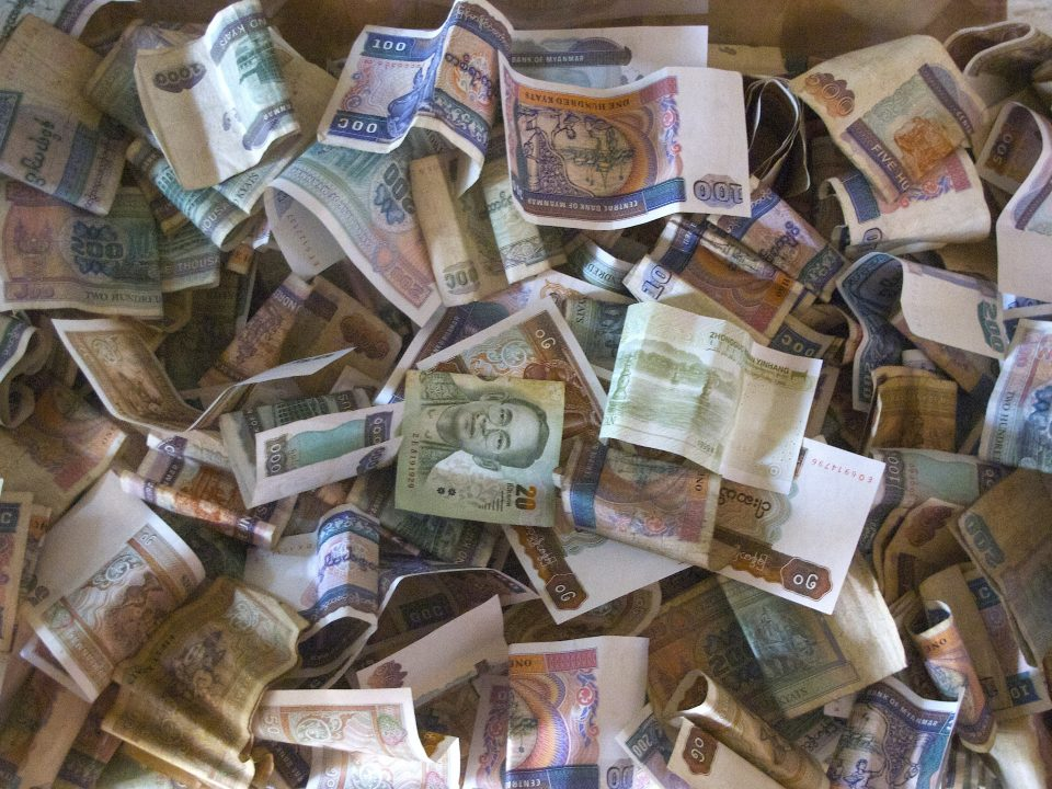 Asian money