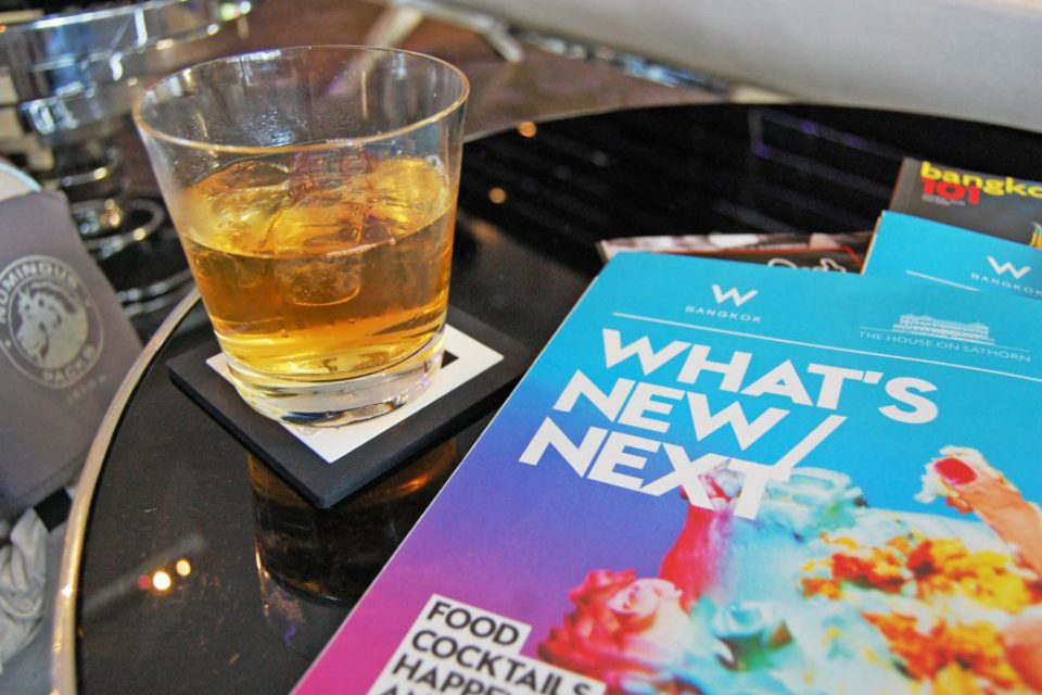 w hotel review