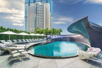 W Hotel Bangkok. Thailand