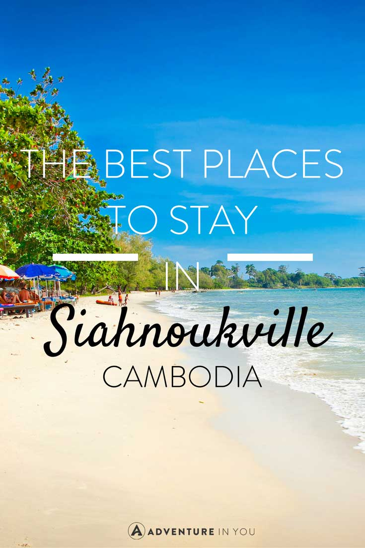 Sihanoukville Cambodia | Looking for ideas on where to stay in Siahnoukville, Cambodia? Here is your guide to this island paradise!