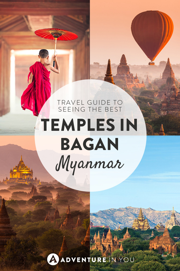 Planning a trip to Bagan Myanmar? Here are the best temples and pagodas to visit including information on how to best explore the area.