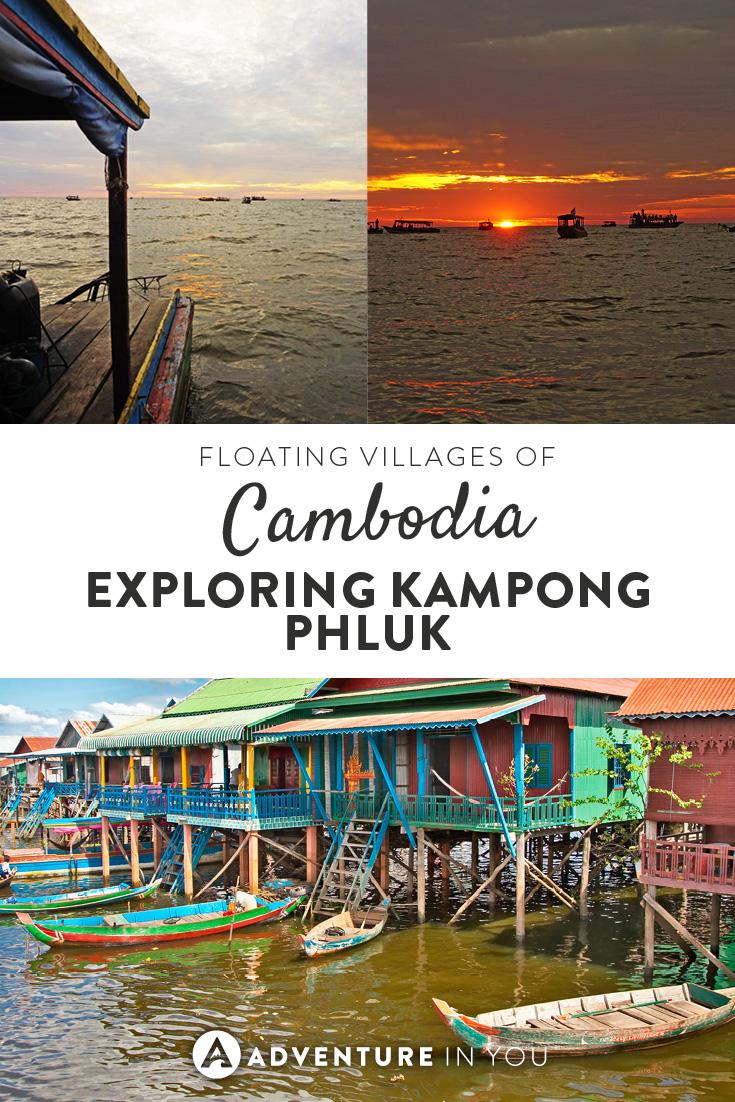 Planning on visiting the Floating Villages in Cambodia? Here is our experience in Siem Reap