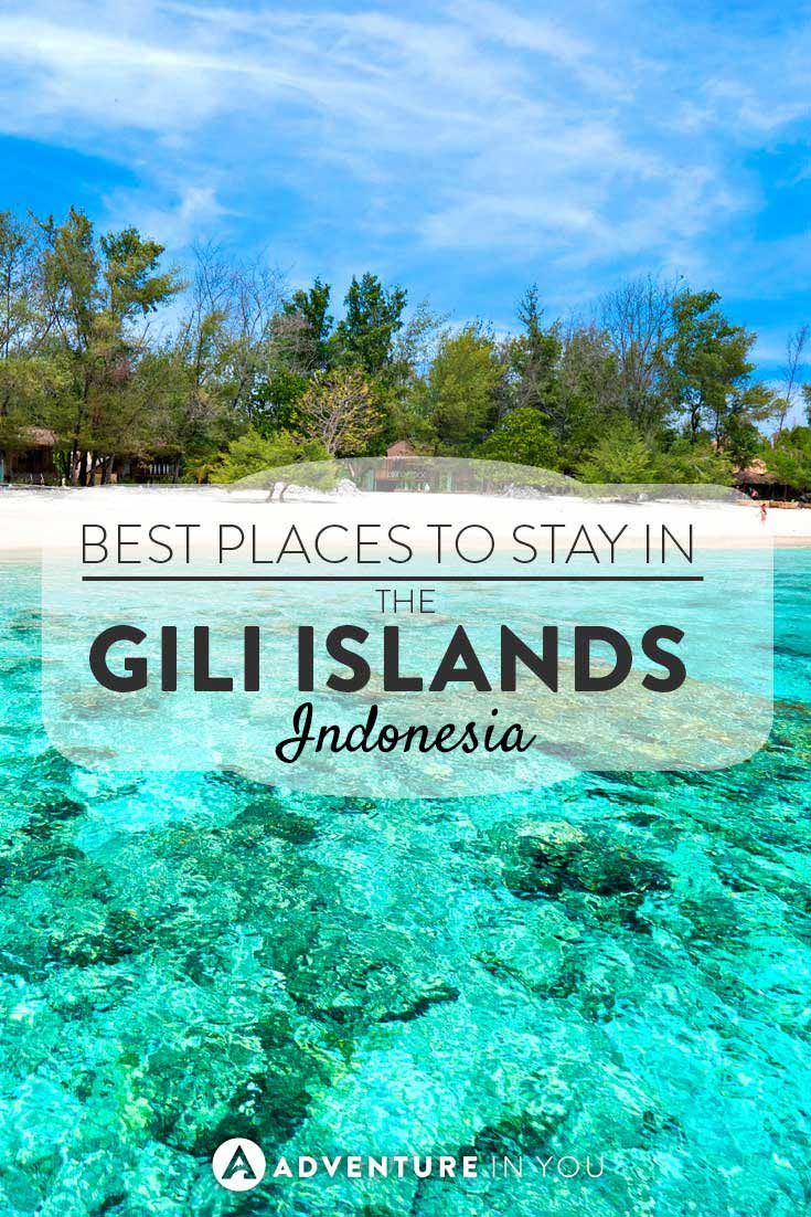 Where to stay in the gili islands bali trawangan air for Best hotels to stay in bali indonesia