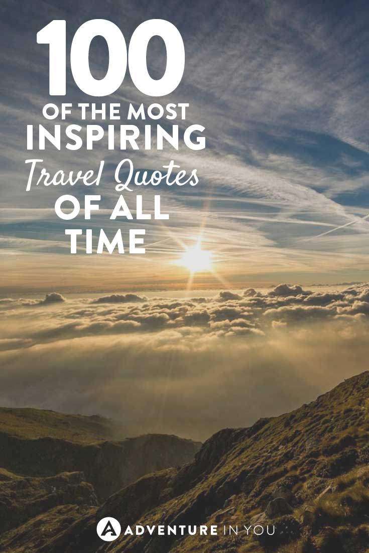 We could all do with more inspiration so here are 100 of the most inspiring inspiring quotes