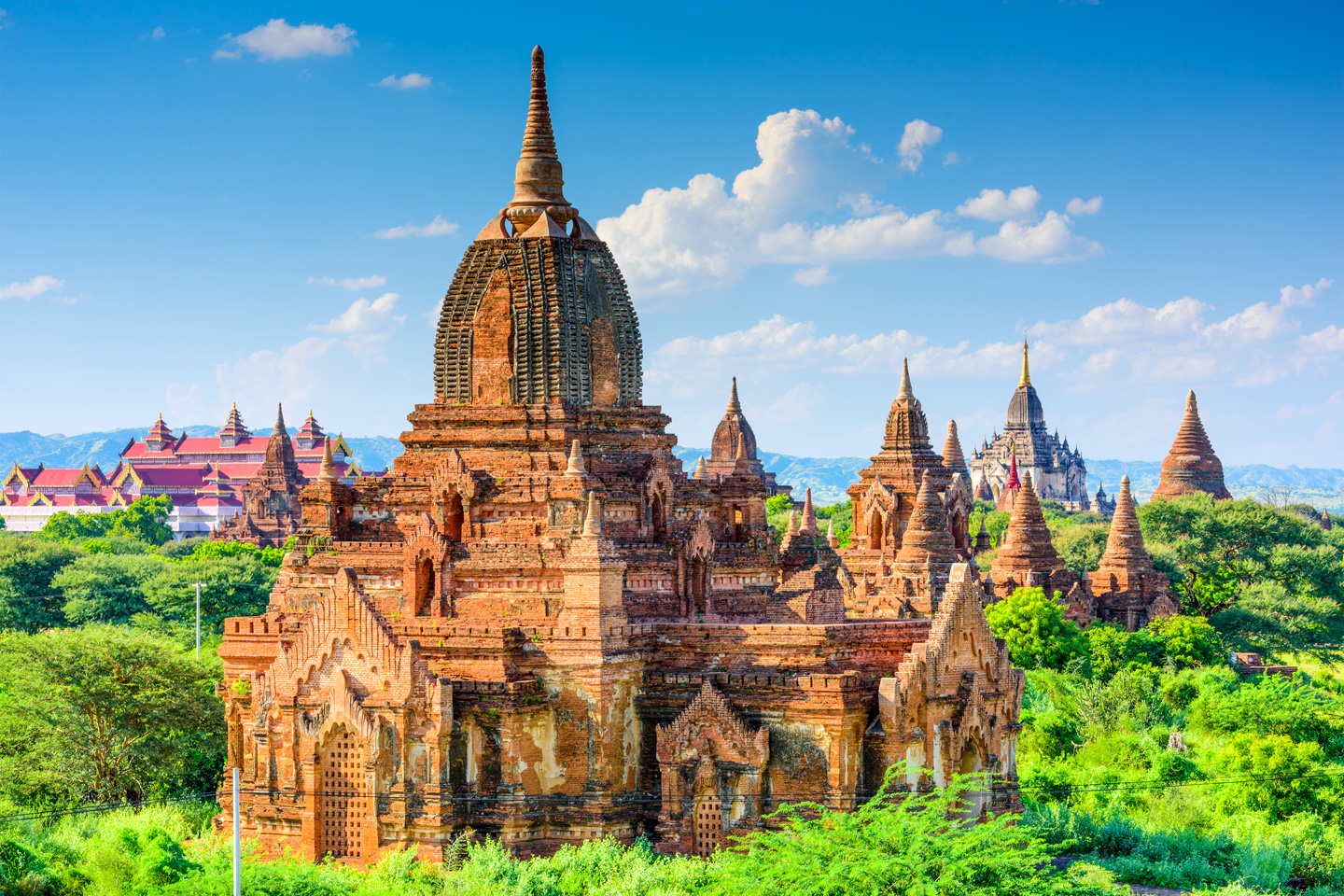20 stunning photos that will make you travel to myanmar temples of bagan myanmar thecheapjerseys Gallery