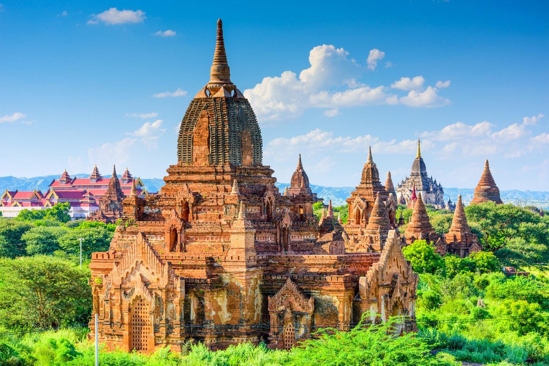 20 stunning photos that will make you travel to myanmar temples of bagan myanmar altavistaventures Gallery