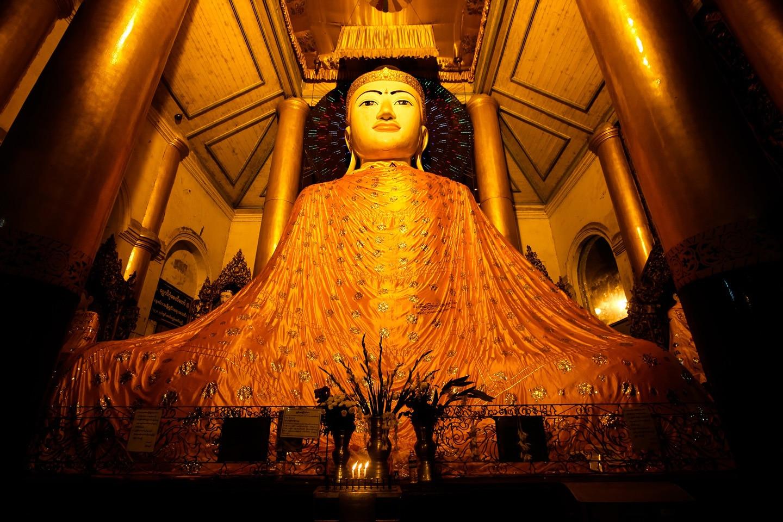 buddha myanmar