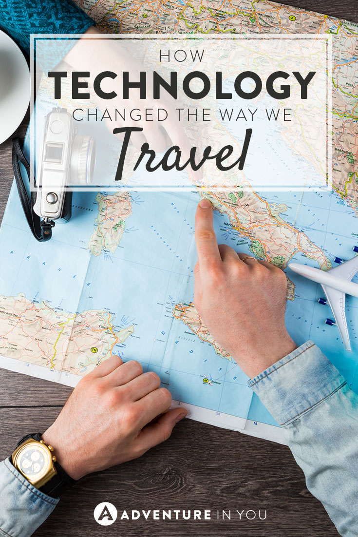 Technology and Travel | Technology has made travel more affordable, convenient, and efficient massively. From new apps to time saving platforms, check out this article to see if you agree with all the points.