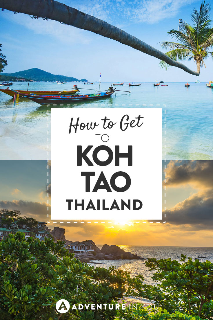 Koh Tao Thailand | Wondering how to get to Koh Tao? Use this complete travel guide as reference!