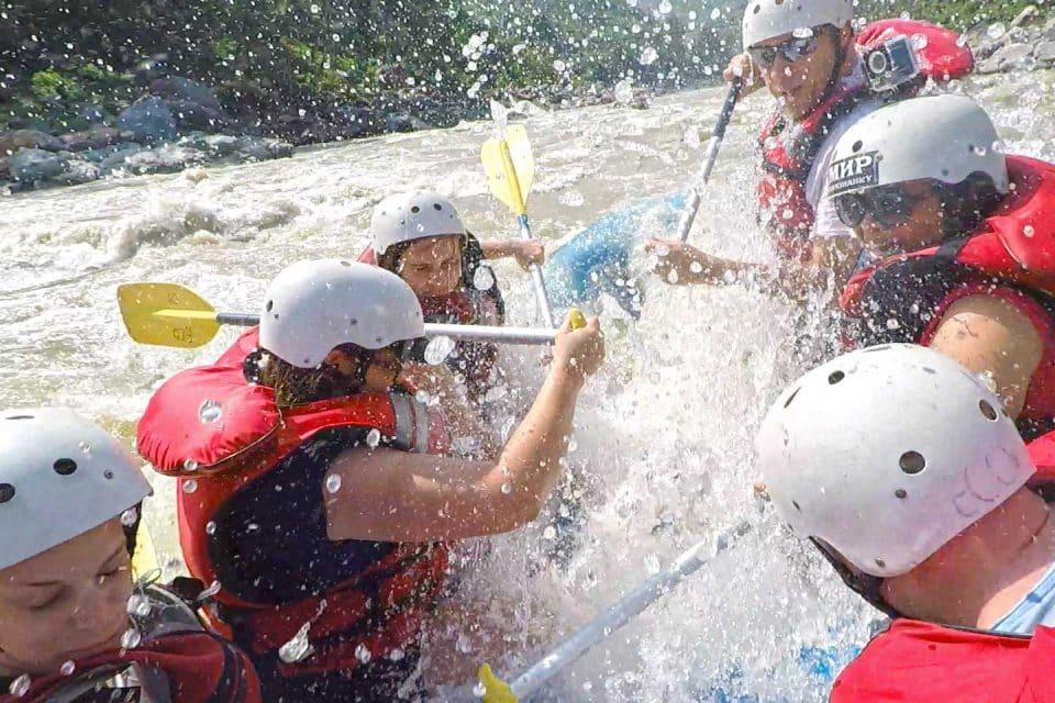 nepal white water