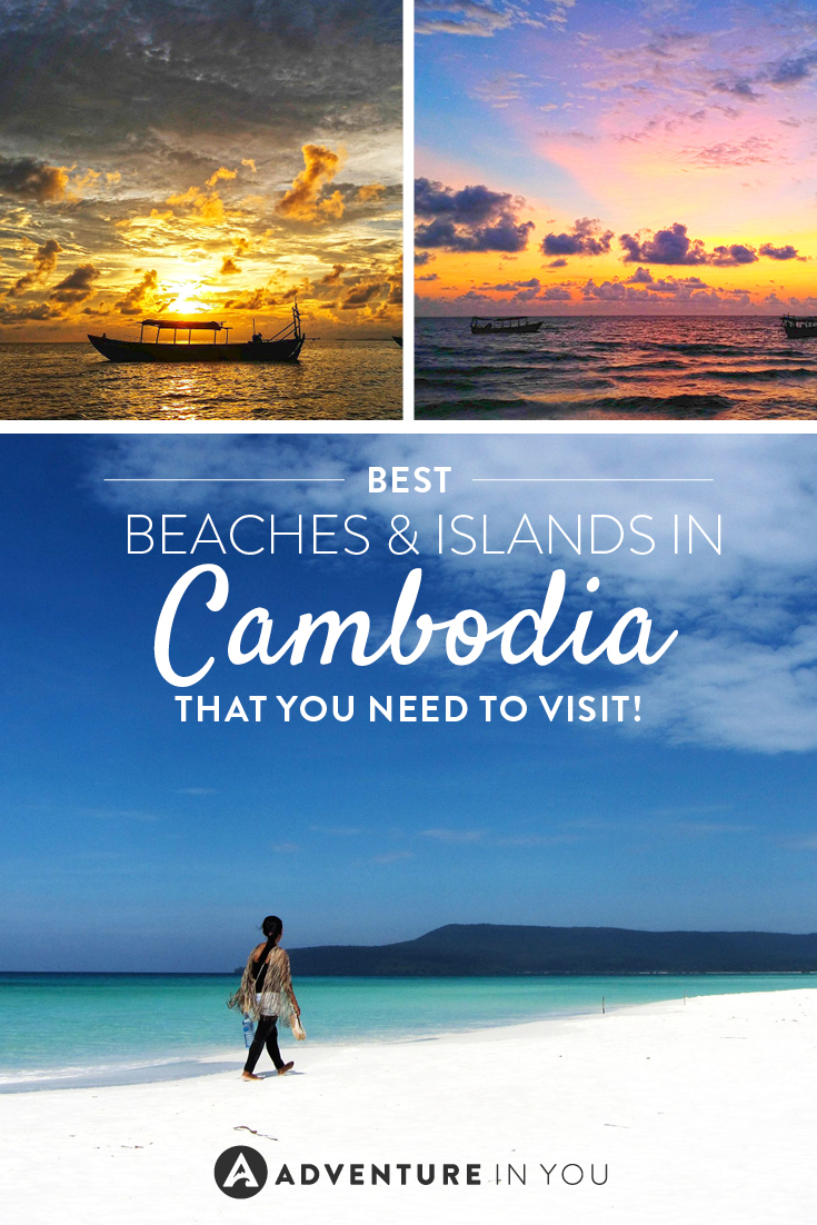 Beaches in Cambodia | Traveling to Cambodia? Here are a few of the best beaches and islands that you need to visit.