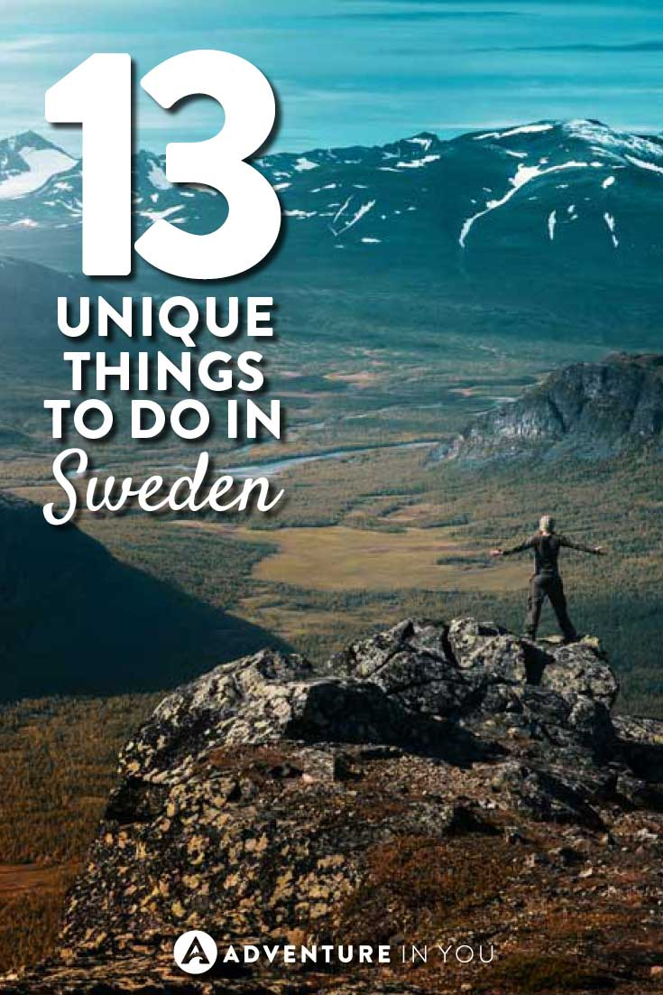 Sweden Travel | Looking for unique experiences in Sweden? Here are a few of our top picks!