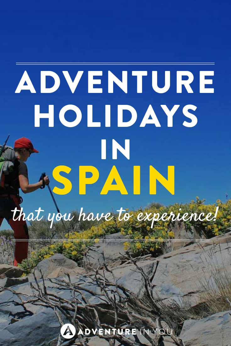 Spain travel | Looking for adventure holidays in Spain? Listed are a few of our top experiences in Spain. From trekking and canyoning in the Andalusia to attending surf camps all over the coast.