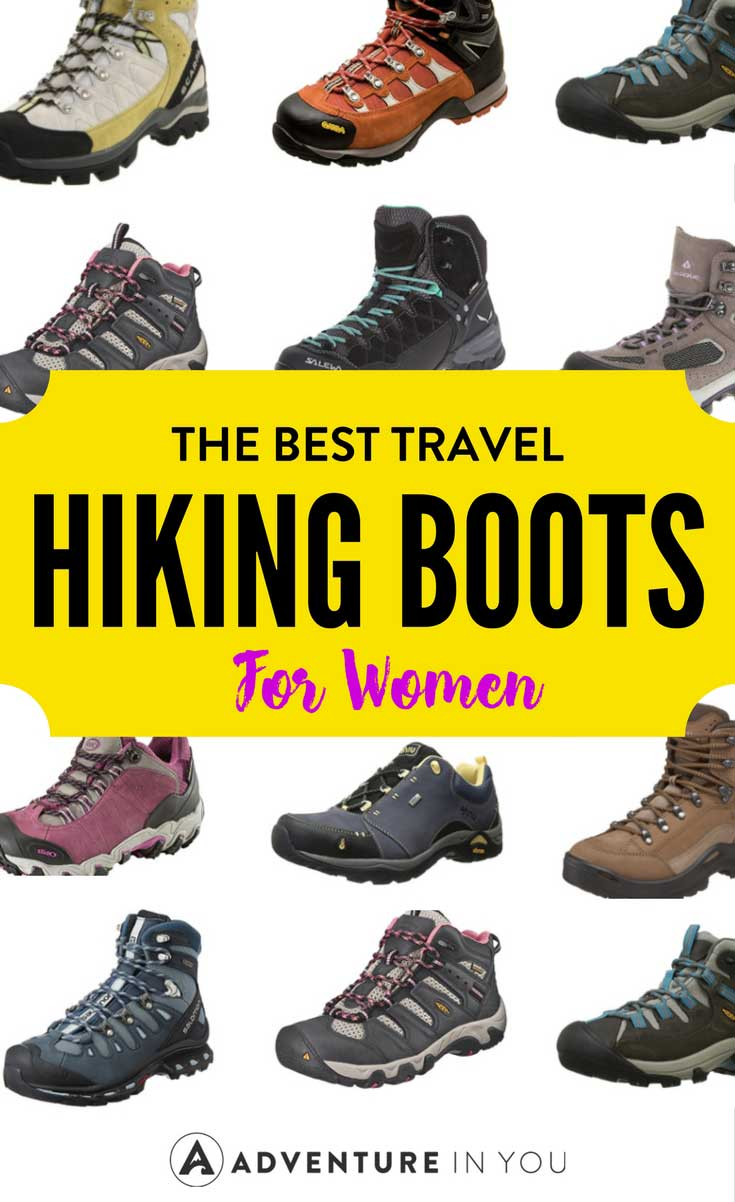Women's Hiking Boots | Looking for the perfect pair of hiking boots to take on your next adventure? Here's our top list of the best hiking boots to help you choose! #hikingboots #exploretheoutdoors #womenshikingboots
