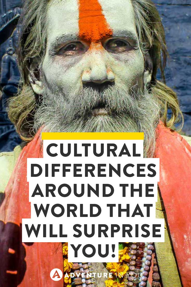 Travel Culture | Read this list of cultural difference around the world that will surprise and amuse you!
