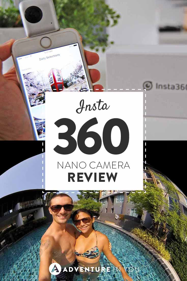 Camera Gear | Looking at the new 360 camera gear? Check out the incredible features of the Insta 360 nano.