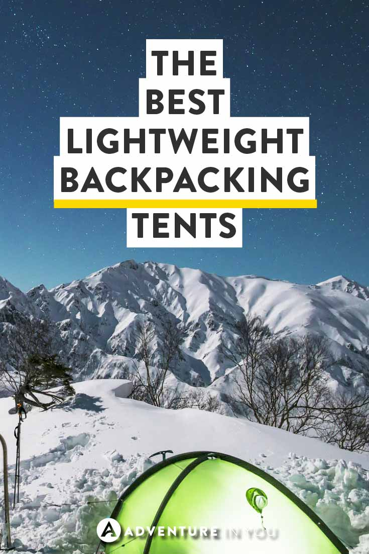 Tents | Looking for the best lightweight backpacking tents? Here are our top recommendations.