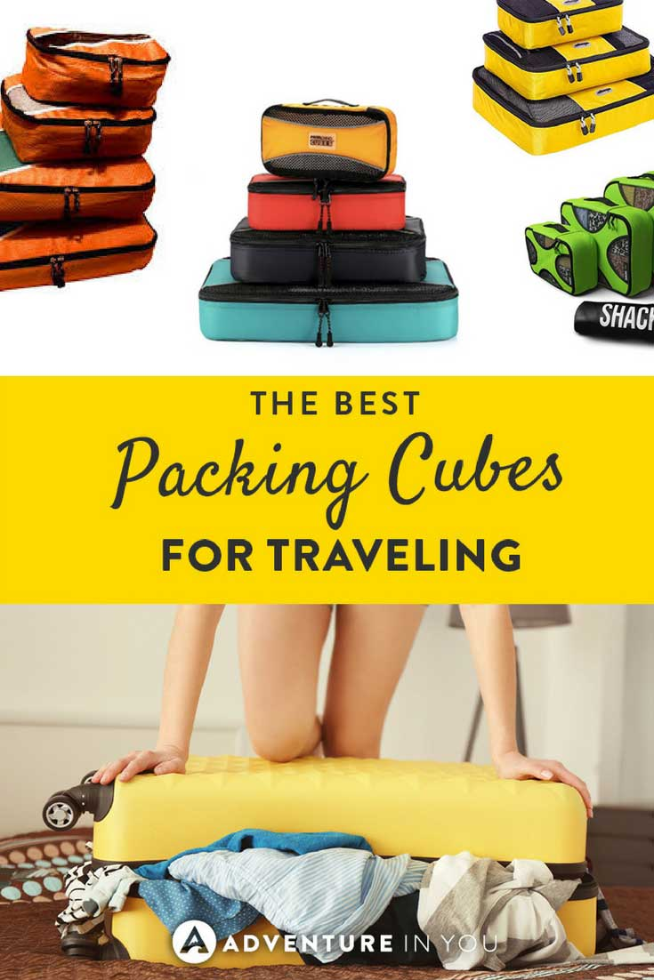 Packing Cubes| Looking for the best packing cubes for traveling? Here are our top picks for the most durable and best value for money.