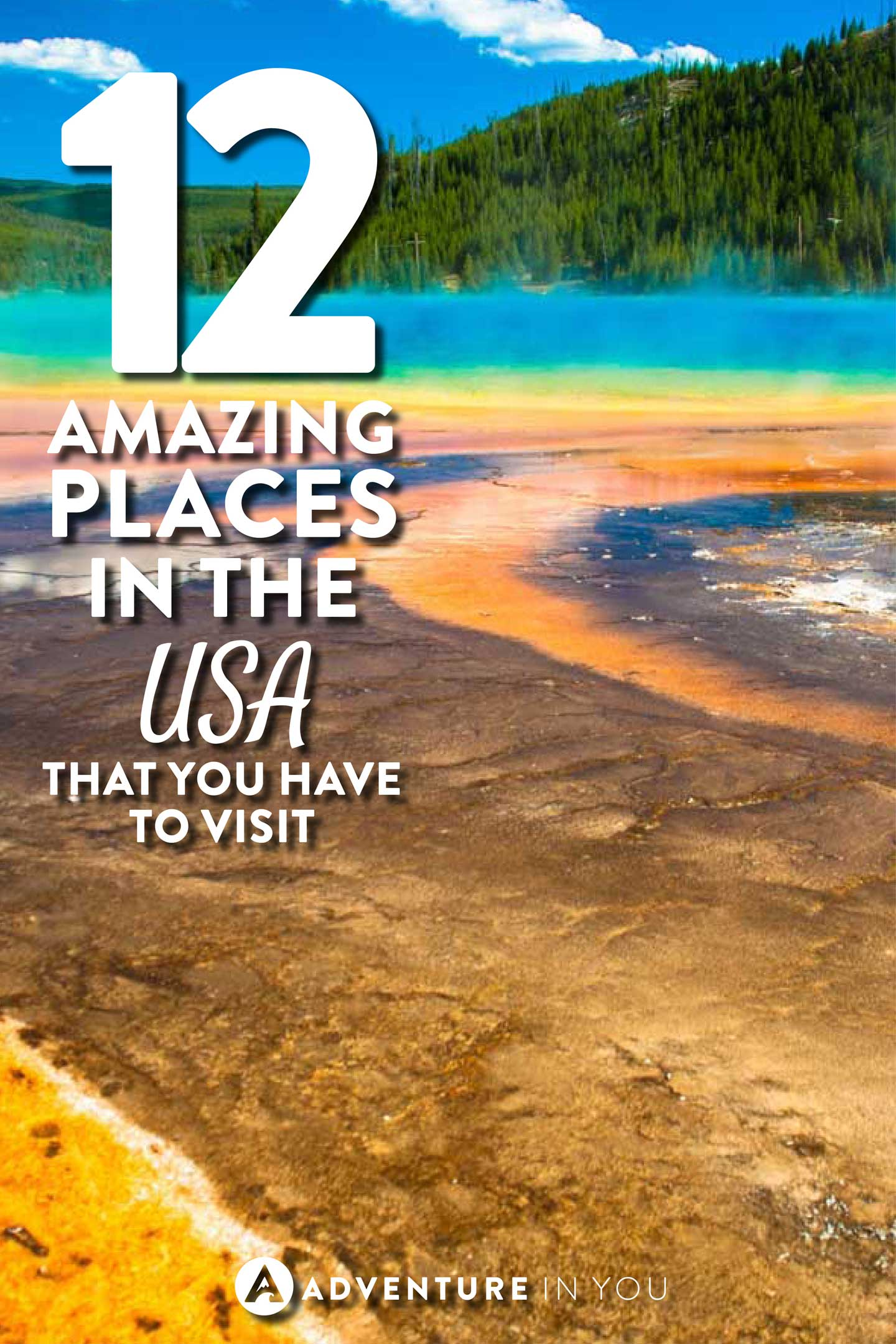 Usa Travel Looking For Some Inspiration Take A Look At The Most Amazing Places