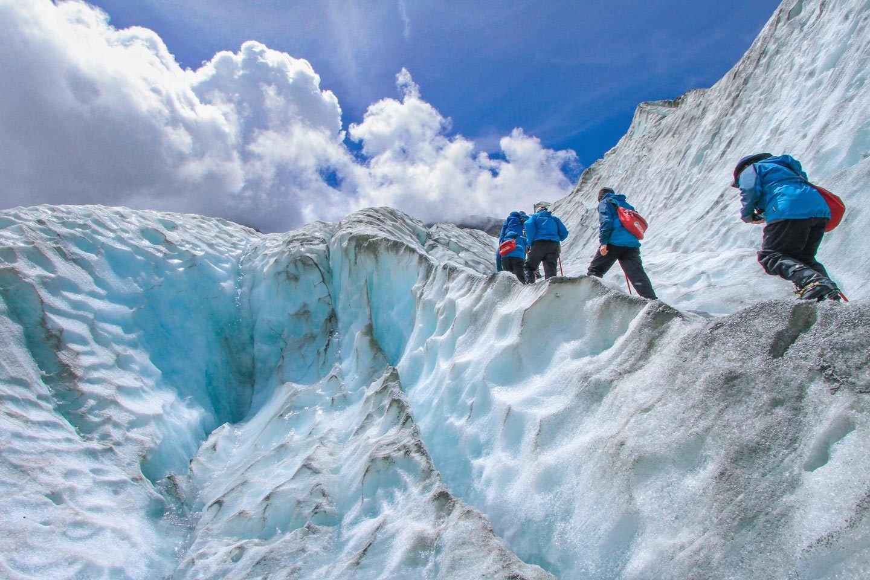 franz-josef glaciers