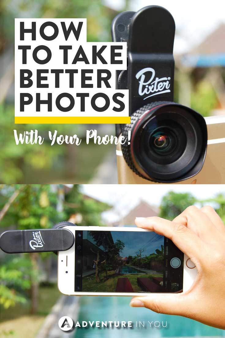 PIxter Review: How to take better mobile photos? Use pixter lens to get a variety of shots to help you up your mobile photography game